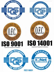 NORME ISO, qualité, savoir-faire